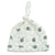 Silkberry Baby Organic Cotton Knot Hat Snail