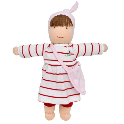 Under the Nile Organic Jill Dress Up Doll