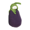 Under the Nile Organic Eggplant Veggie Toy