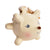 Tikiri Toys Natural Rubber Rattle Toy - Ethan the Hedgehog