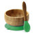 Avanchy Bamboo Suction Baby Bowl and Spoon