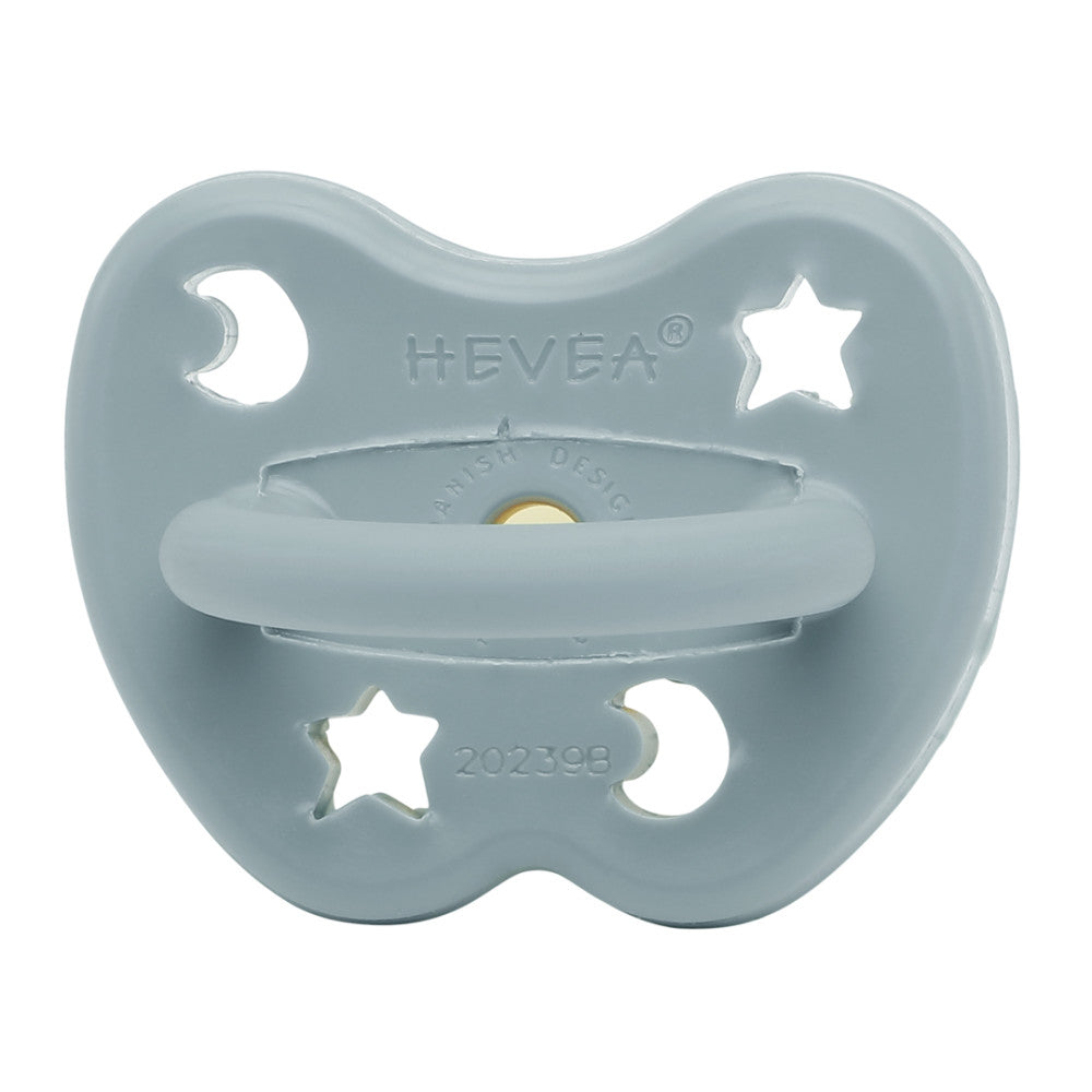 Hevea Natural Rubber Pacifier Winter Sky