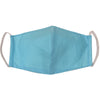 Kids Face Mask with Filter Pocket - Blue