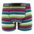 KicKee Pants Mens Boxer Brief - Multi Stripe