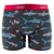 KicKee Pants Mens Boxer Brief - Sharks