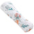 Bebe Au Lait Oh-So-Soft Muslin Swaddle Blanket - Mermaid