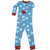 New Jammies Organic Long Sleeve Pajama Set Soccer Balls