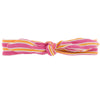 KicKee Pants Bow Headband - Flamingo Brazil Stripe