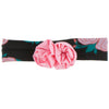 KicKee Pants Flower Headband - English Rose Garden
