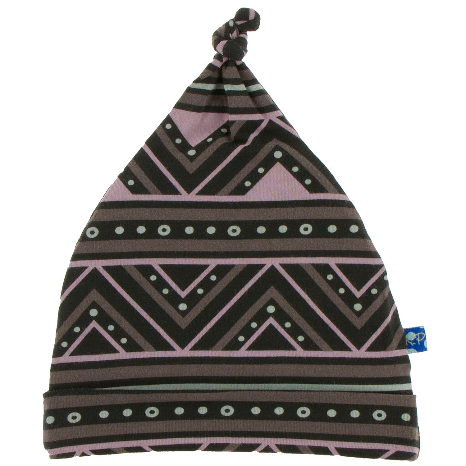 KicKee Pants Knot Hat African Pattern