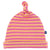 KicKee Pants Knot Hat Flamingo Brazil Stripe