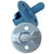 Itzy Ritzy Sweetie Soother Silicone Pacifier 2 Pack - Blue Arrows