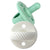 Itzy Ritzy Sweetie Soother Silicone Pacifier 2 Pack - Mint/White