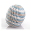 Pebble Organic Fair Trade Hand Knitted Rattle