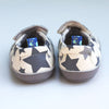 Kickee Pants Leather Soft Sole Shoes Stars