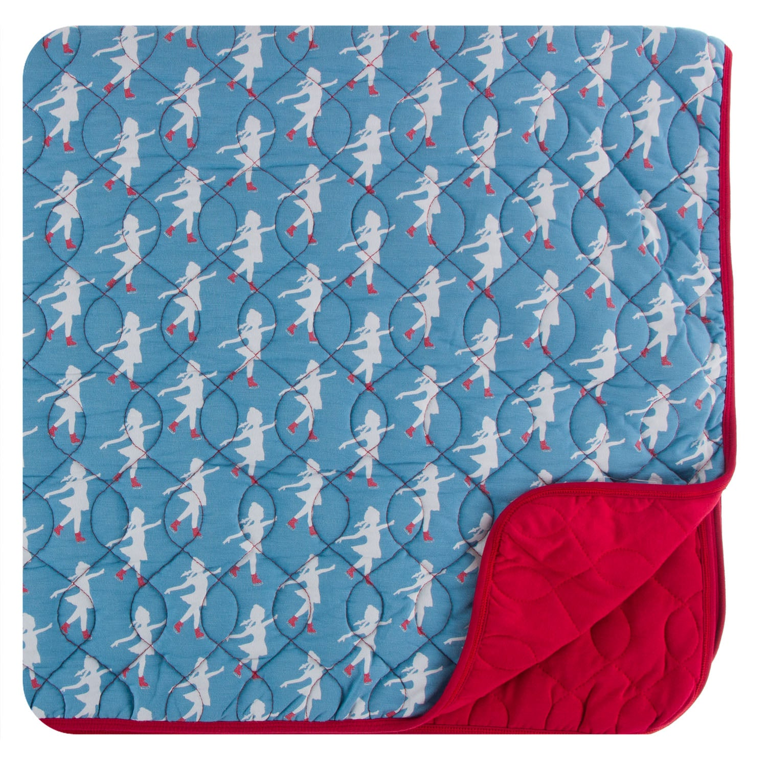 KicKee Pants Toddler Blanket