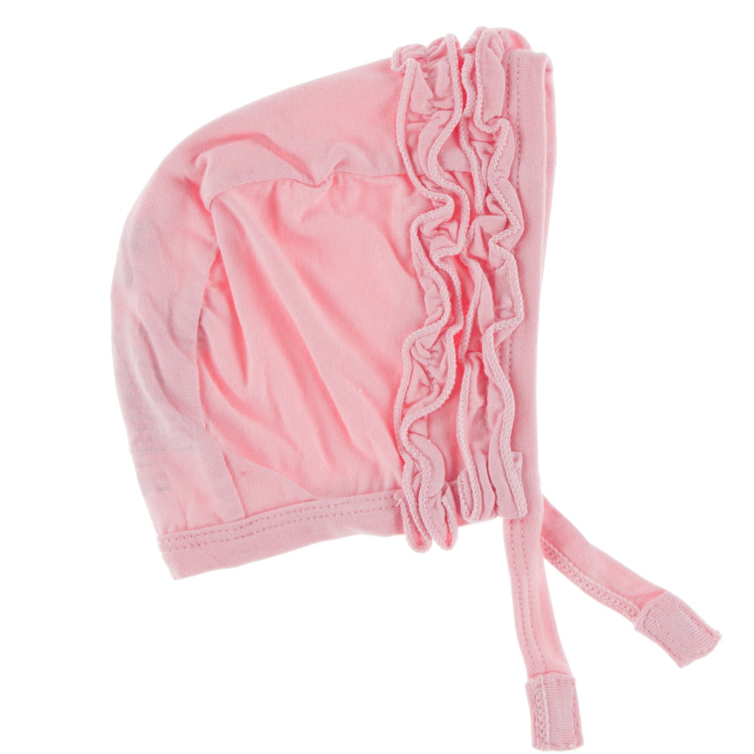 KicKee Pants Ruffle Bonnet - Lotus