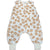 Silkberry Baby Bamboo Early Walker Sleeping Sack (1.0 Tog) - Pretzels