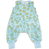 Silkberry Baby Bamboo Early Walker Sleeping Sack (1.0 Tog) - Avocado