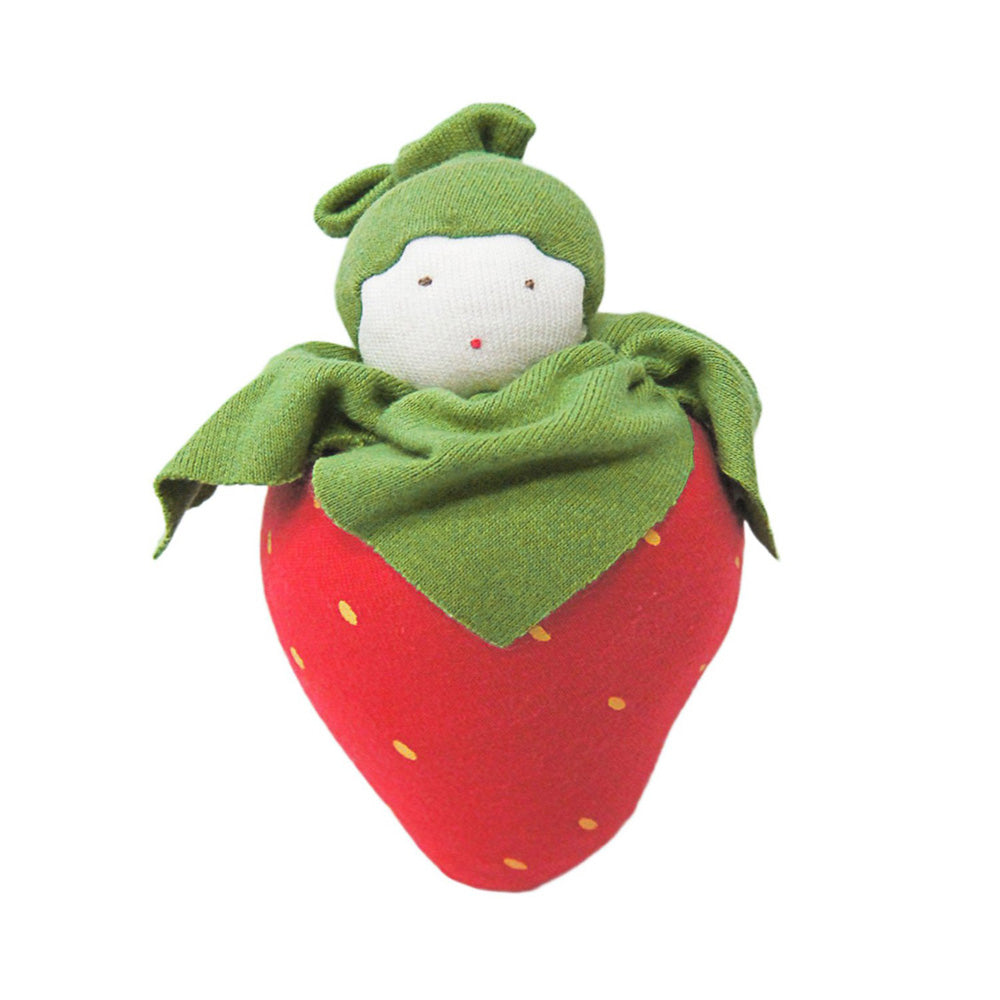 Under the Nile Organic Strawberry Fruit Toy