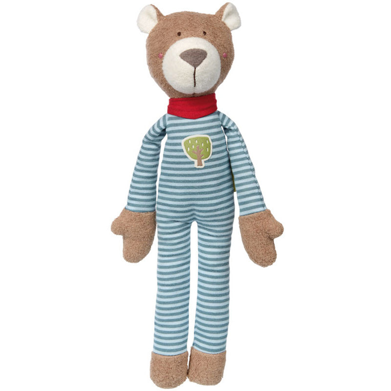 Sigikid Organic Bear Cuddle Toy
