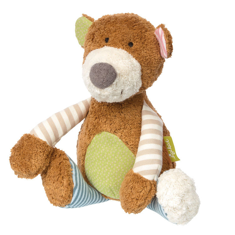 Sigikid Organic Bear Plush Toy