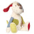 Sigikid Organic Dog Plush Toy