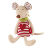 Sigikid Organic Mouse Plush Toy