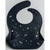 Loulou Lollipop Silicone Bib - Space