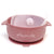 Silicone Suction Bowl - Blush