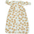 Silkberry Baby Bamboo Sleeping Sack with Detachable Sleeves - Pretzels (1.0 Tog)