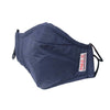 Reusable Adult Cloth Face Mask with Filter - Navy