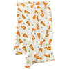 Loulou Lollipop Bamboo Muslin Swaddle Blanket - Pizza