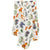 Loulou Lollipop Bamboo Muslin Swaddle Blanket - Safari Jungle