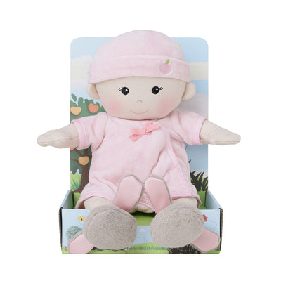 Apple Park Organic Baby Doll - Baby Girl