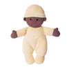 Apple Park Organic First Baby Doll - Cream