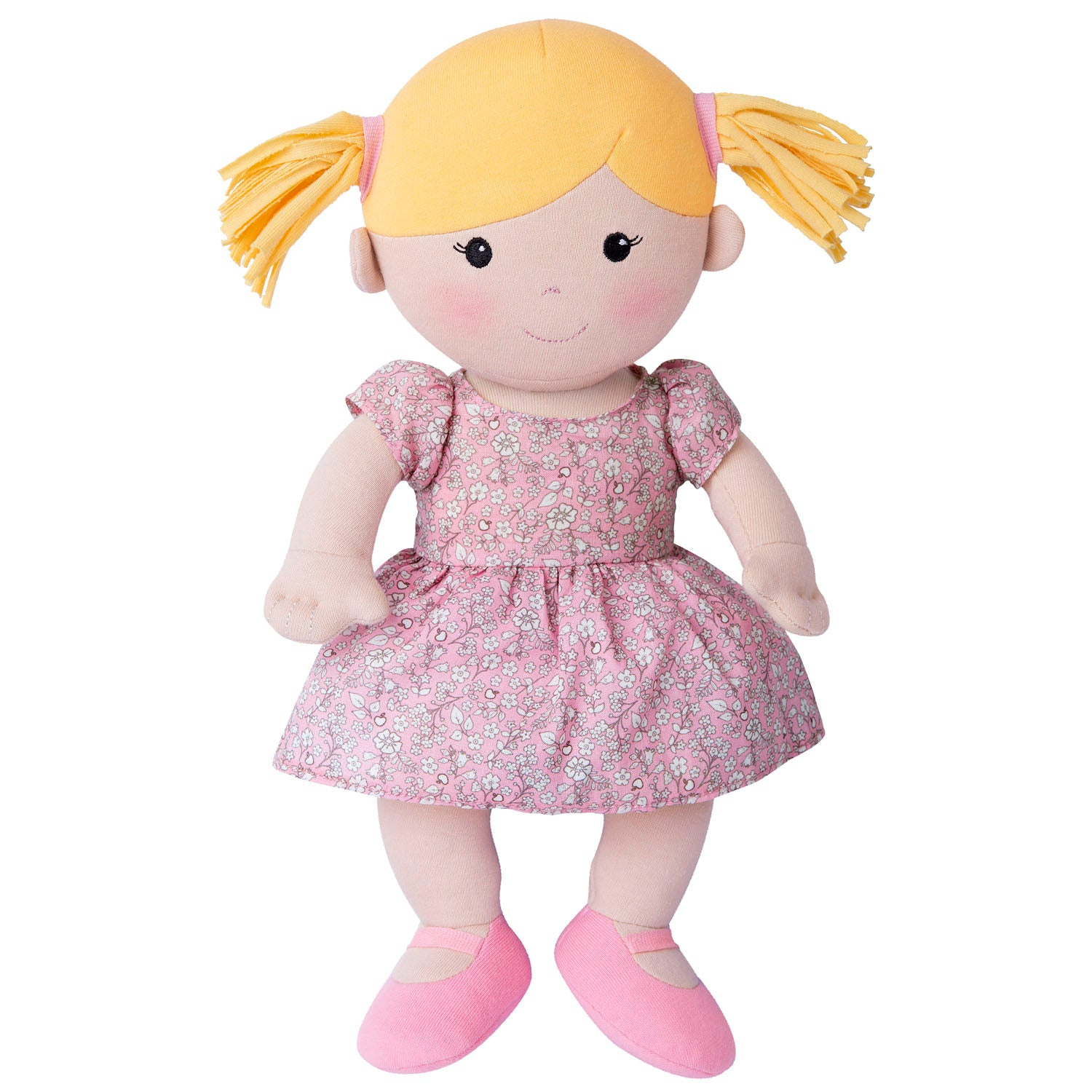 Apple Park Organic Best Friends Doll - Ella
