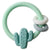 Itzy Ritzy Silicone Rattle Teether Cactus