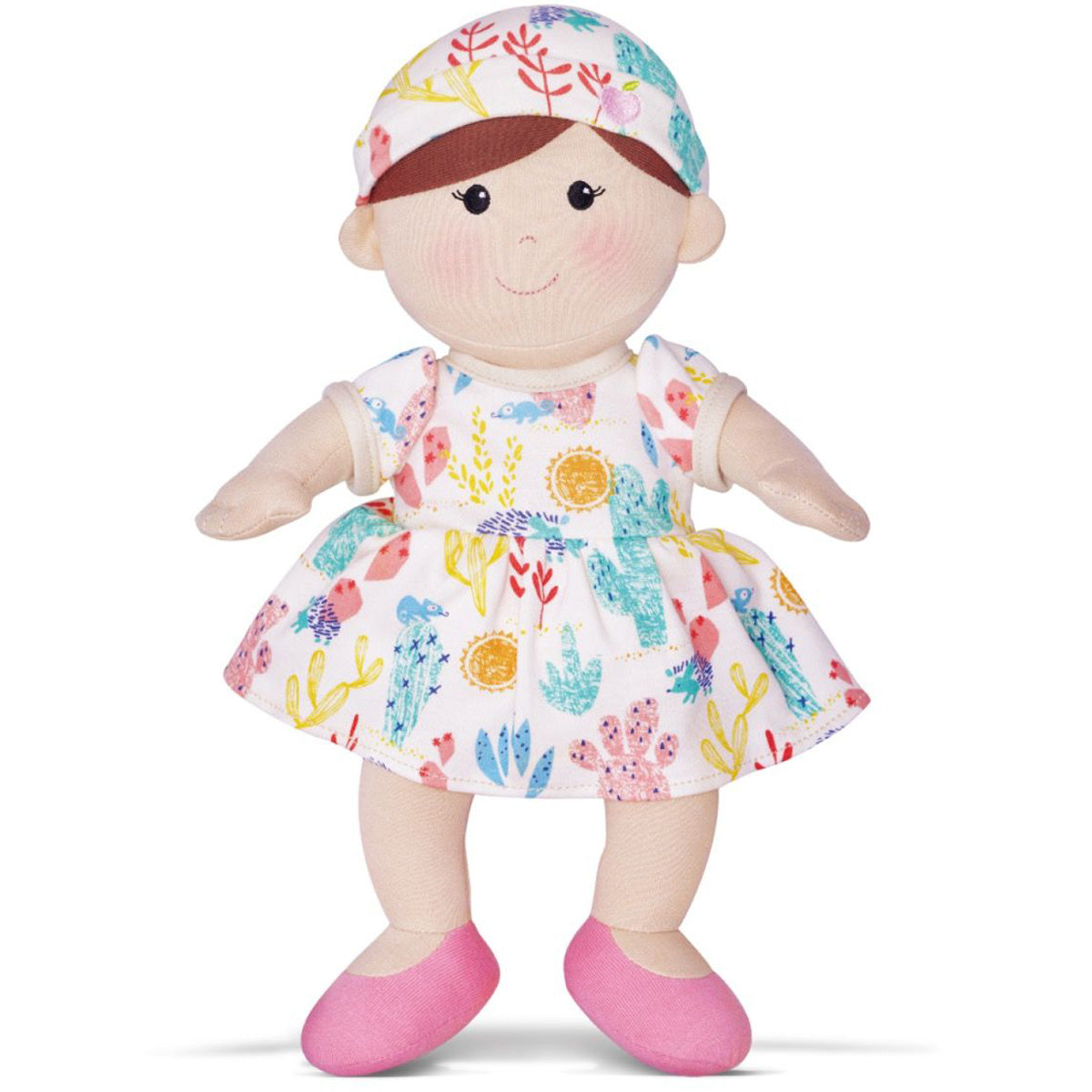 Apple Park Organic Toddler Doll Emmy