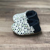 Baby Moccasins - Triangles