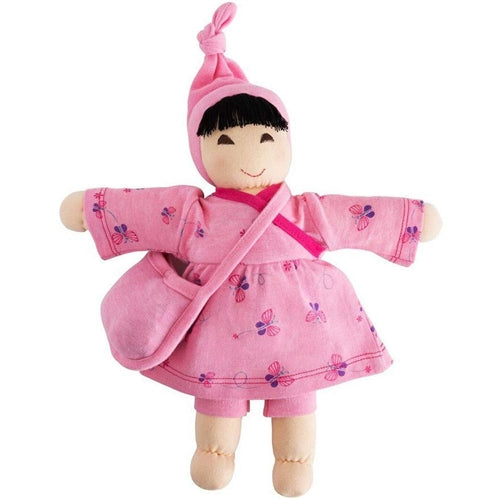 Under the Nile Organic Mai Dress Up Doll