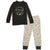 Silkberry Baby Bamboo Long Sleeve Pajama Set - Pirate Ship