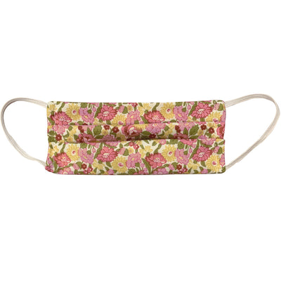 Kids Reusable Cloth Face Mask - Floral (2-7Y)