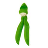 Under the Nile Organic Green Bean Veggie Toy
