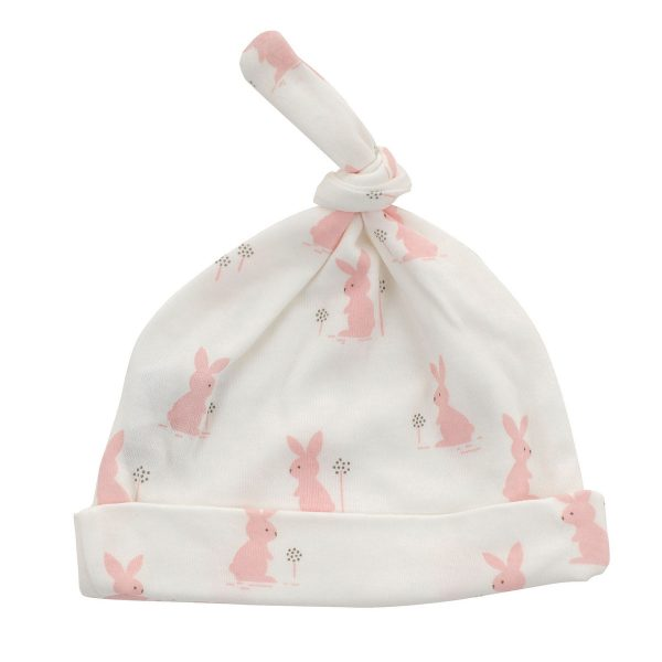 Silkberry Baby knot Hat - Little Bunny