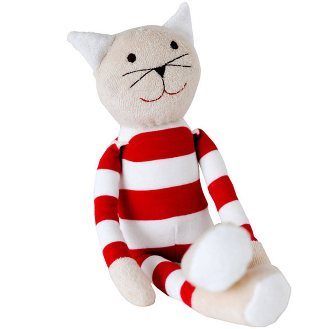 "Under the Nile Organic Tilly the Cat - 16"" tall"