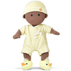 Apple Park Organic Baby Doll - Cream