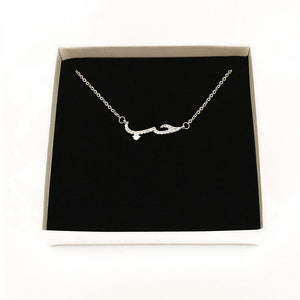 Arabic Love Necklace