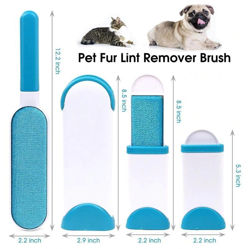 Ultimate Pet Hair & Fur Remover Brush