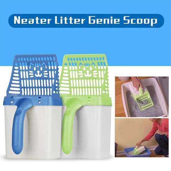 Pet Dog Cat Litter Shovel Pet Cleaning Tool Scoop Sift Cat Sand Cleaning Products Pet Supplies( BUY 1 GET 2ND 10% OFF )